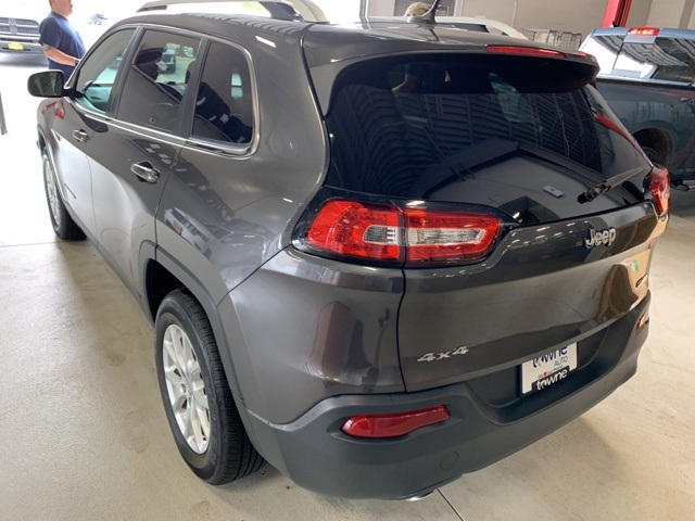 Certified Pre-Owned 2014 Jeep Cherokee Latitude