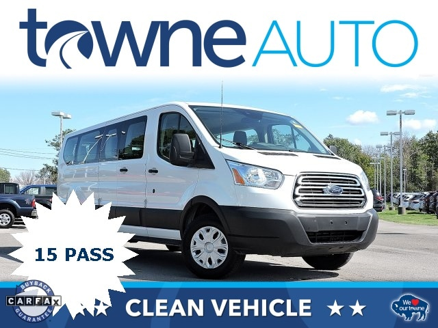 Pre-Owned 2019 Ford Transit-350