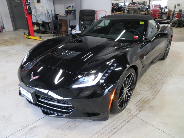 Pre Owned 2017 Chevrolet Corvette Stingray