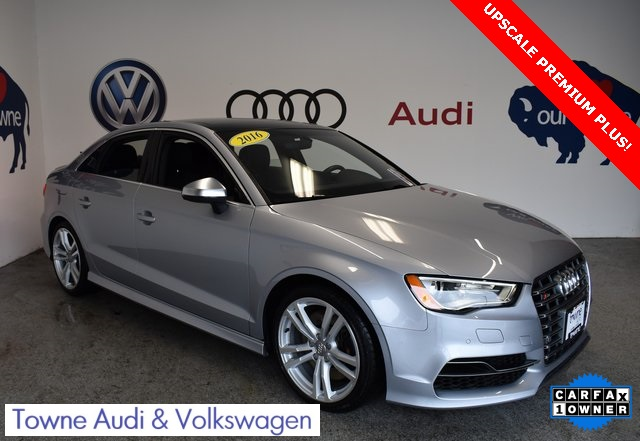 Pre Owned 2016 Audi S3 2 0t Premium Plus