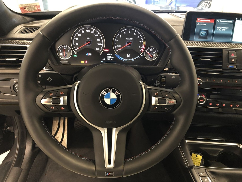 Pre-Owned 2018 BMW M4 Base