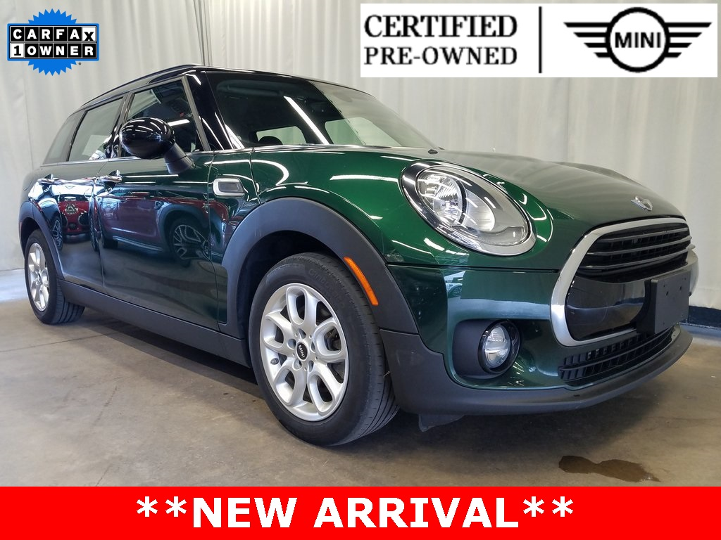 Certified Pre-Owned 2016 MINI Cooper Clubman