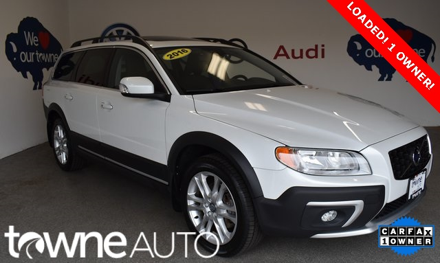 Pre-Owned 2016 Volvo XC70 T5 Premier