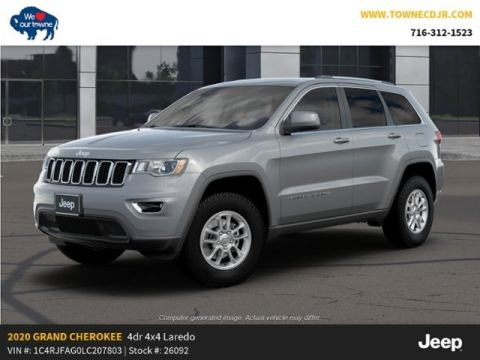 2020 Jeep Grand Cherokee Laredo E