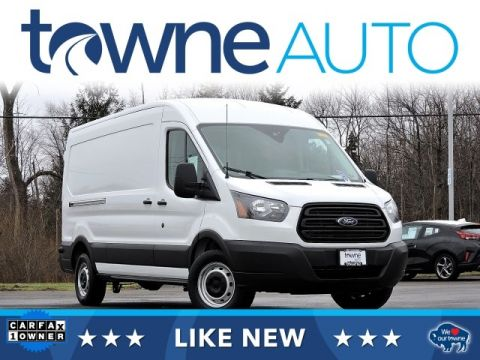 Pre-Owned 2019 Ford Transit-250 Base w/Sliding Pass-Side Cargo Door