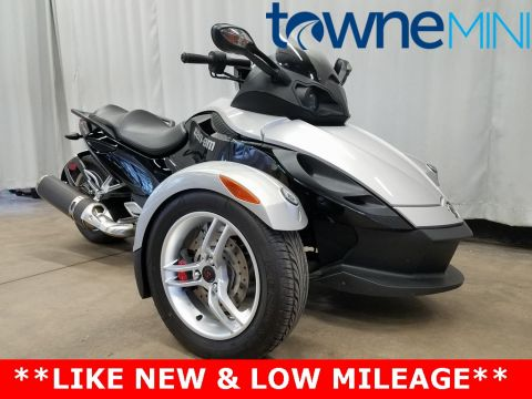 Pre-Owned 2008 Can-Am Spyder GS Sport ME5