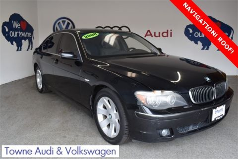 Pre-Owned 2008 BMW 7 Series 750i