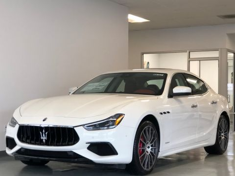 New 2018 Maserati Ghibli S Q4 GranSport